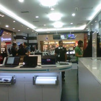 Photo taken at Sony Store by Luis Andrés B. on 2/13/2014