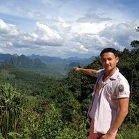 Photo taken at จุดชมวิวเขาสก ทล.401 กม.112 by Ruechapon K. on 12/5/2014