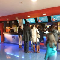 Photo taken at CinePlanet by Roberto V. on 5/1/2013