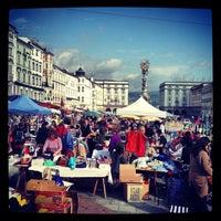 Photo taken at Flohmarkt by Peter J. on 5/18/2013