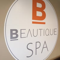 Photo taken at Beautique Day Spa & Salon by Jodi H. on 12/5/2015