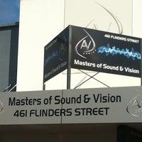 Photo taken at AV Design - Masters in Sound & Vision by Jodi H. on 4/19/2013