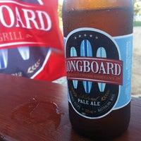 Photo taken at Longboard Bar & Grill by Jodi H. on 3/10/2013