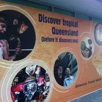 Photo taken at Museum of Tropical Queensland by Jodi H. on 2/4/2013