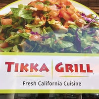 Photo taken at Tikka Grill by Steve P. on 9/22/2016