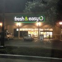 Photo taken at Fresh & Easy Neighborhood Market by Steve P. on 8/7/2013