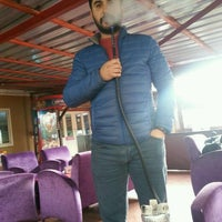 Photo taken at İnci Cafe by Hamza O. on 11/16/2016