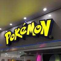 Photo taken at Pokémon Center Mega Tokyo by y i. on 11/23/2015