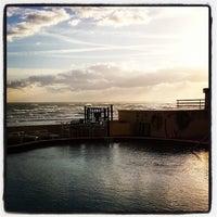 Photo taken at sea scape inn by John B. on 12/25/2013