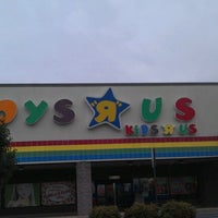 "Photo taken at Toys""R""Us by Tiffany C. on 11/5/2012"