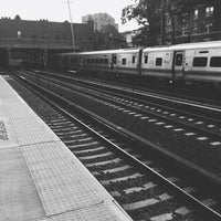 Photo taken at LIRR - Kew Gardens Station by Lorena D. on 8/29/2013