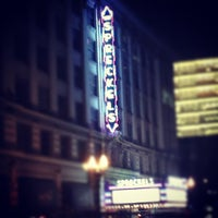 Photo taken at Spreckels Theatre by marc r. on 12/12/2012