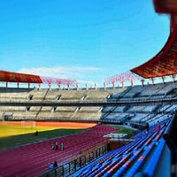 Photo taken at Stadion Gelora Bung Tomo by City of Heroes on 12/28/2012