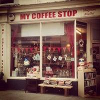 Photo taken at My Coffee Stop by Karen M. on 3/16/2016