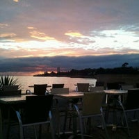 Photo taken at Plage de la Concurrence by Jerome B. on 10/19/2012