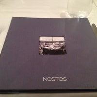 Photo taken at Nostos by Greg M. on 11/20/2012