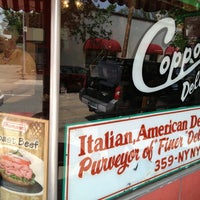 Photo taken at Coppola's Deli by Greg M. on 5/16/2013
