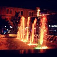 10/6/2012 tarihinde Fatih Ö.ziyaretçi tarafından Atatürk Meydanı'de çekilen fotoğraf