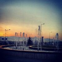 2/7/2013 tarihinde Fatih Ö.ziyaretçi tarafından Atatürk Meydanı'de çekilen fotoğraf