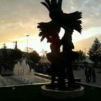 11/7/2012 tarihinde Fatih Ö.ziyaretçi tarafından Atatürk Meydanı'de çekilen fotoğraf