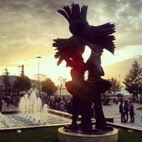 11/5/2012 tarihinde Fatih Ö.ziyaretçi tarafından Atatürk Meydanı'de çekilen fotoğraf