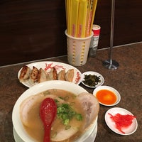 Photo taken at Hakataya Noodle Shop by Clarence T. on 2/18/2016