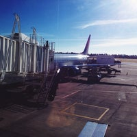 Photo taken at Gate B7 by Garrio H. on 8/10/2014