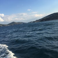 Photo taken at heybeliada aciklari by Yasemin Ç. on 9/3/2016