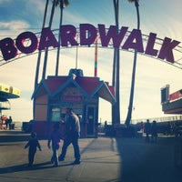 Photo taken at Santa Cruz Beach Boardwalk by M R. on 12/9/2012