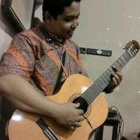 Photo taken at Balai Pertemuan GKJW Jemaat Surabaya by Daniel B. on 12/20/2012