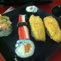 Photo taken at Mr. Miyagi Sushi Bar by Luan A. on 1/22/2013