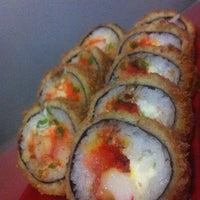 Photo taken at Mr. Miyagi Sushi Bar by Luan A. on 12/18/2012
