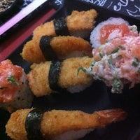 Photo taken at Mr. Miyagi Sushi Bar by Luan A. on 12/2/2012