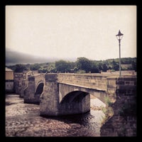 Photo taken at Haydon Bridge Railway Station (HDB) by Joshua S. on 6/30/2013