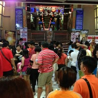 Photo taken at mmCineplexes by Kenneth L. on 2/10/2013