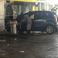 Photo taken at Cyclone Automatic Car Wash by Maizatul W. on 4/7/2017