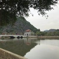 Photo taken at Ninh Bình by Ah Jeong K. on 1/11/2018