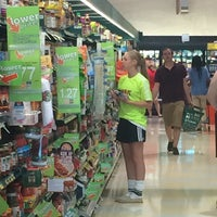 Photo taken at Harris Teeter by Stacie W. on 8/17/2015