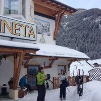 Photo taken at Chalet PINETA by Олька on 2/6/2013
