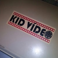 Photo taken at kid video Locadora by Alexandre P. on 4/30/2013