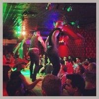 Photo taken at Flaming Saddles Saloon by W. Chris on 6/29/2013