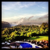Foto tomada en Sheraton Iguazú Resort & Spa por W. Chris el 4/28/2013