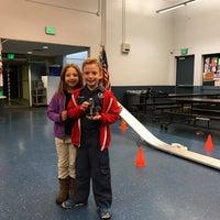 Photo taken at Royal Oaks Elementary School by Momreen on 2/7/2017