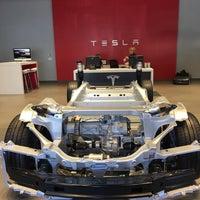 Photo taken at Tesla by Momreen on 9/2/2016
