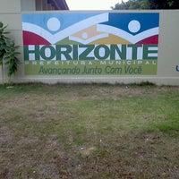 Photo taken at Horizonte by Rodrigo R. on 3/5/2013