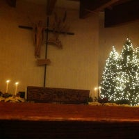 Photo taken at St. John Vianney by Ally S. on 12/25/2012