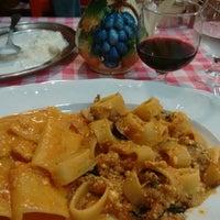 Photo taken at Da Giannino - L'Angolo d'Abruzzo by Herika V. on 9/16/2016