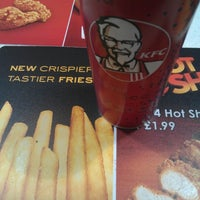 Photo taken at KFC by Paul W. on 3/29/2013