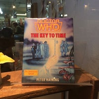 Photo taken at Book Stop Used Books by Aggelli B. on 10/25/2014