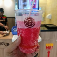 Photo taken at Burger King by Satya W. on 5/22/2017